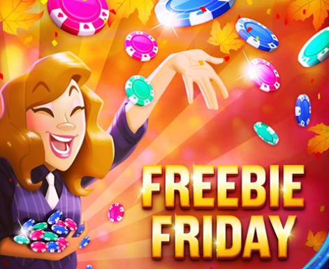 Friday Freebie: 65,000 Free Chips