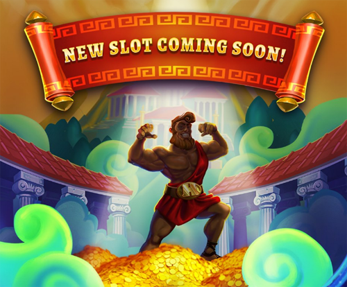 New Slot Freebie: 55,000 Free Chips