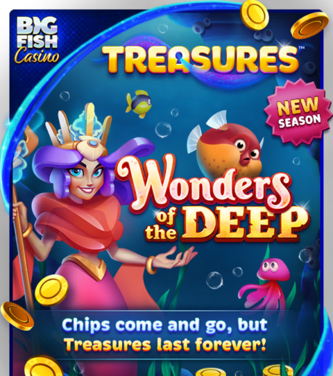 Free Massive Chest Big Fish Casino