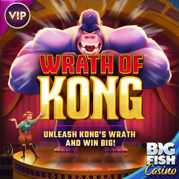 Wrath of Kong Freebie
