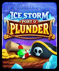 Ice Storm Port O' Plunder