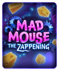 Mad Mouse The Zappening Slot Machine at Big Fish Casino