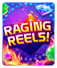Raging Reels Slot Machine at Big Fish Casino