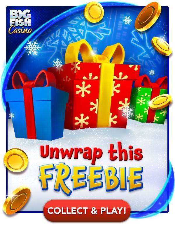Surprise Freebie: 55,000 Free Chips