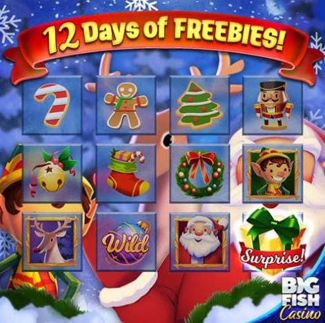 Tuesday Freebie: 60,000 Free Chips