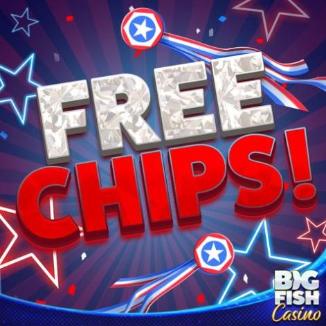 Wednesday Freebie: 60,000 Free Chips